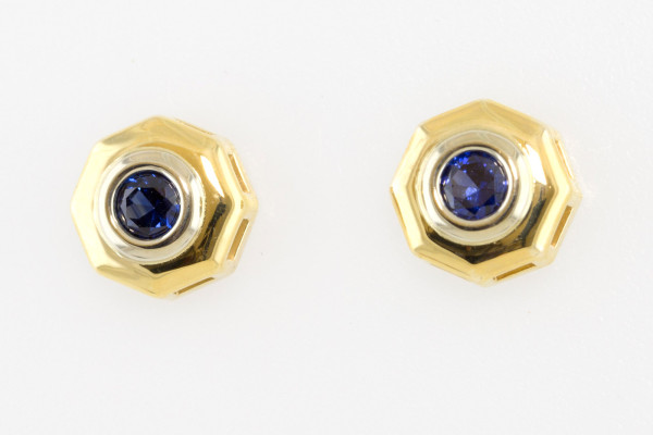 Sapphire Octogon