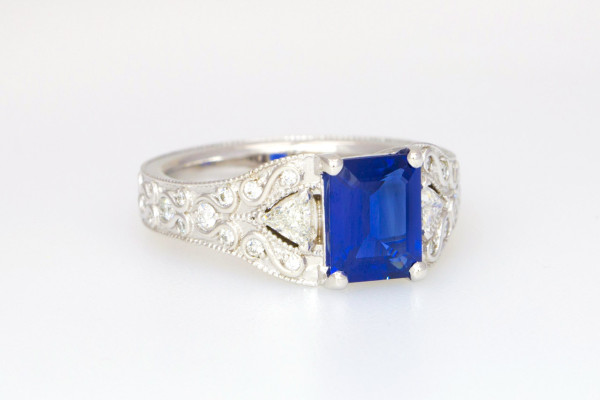 Sapphire Vintage